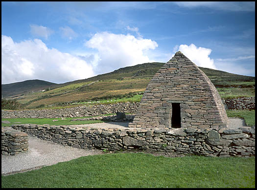 Gallarus Oratory, a 9th Century